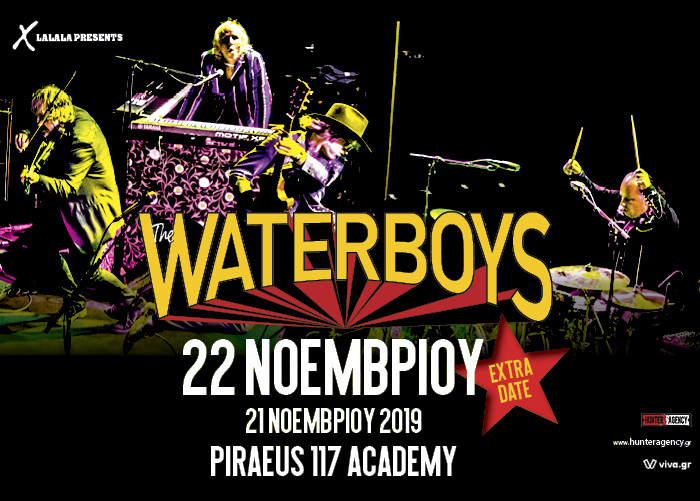 Waterboys 21 Nov