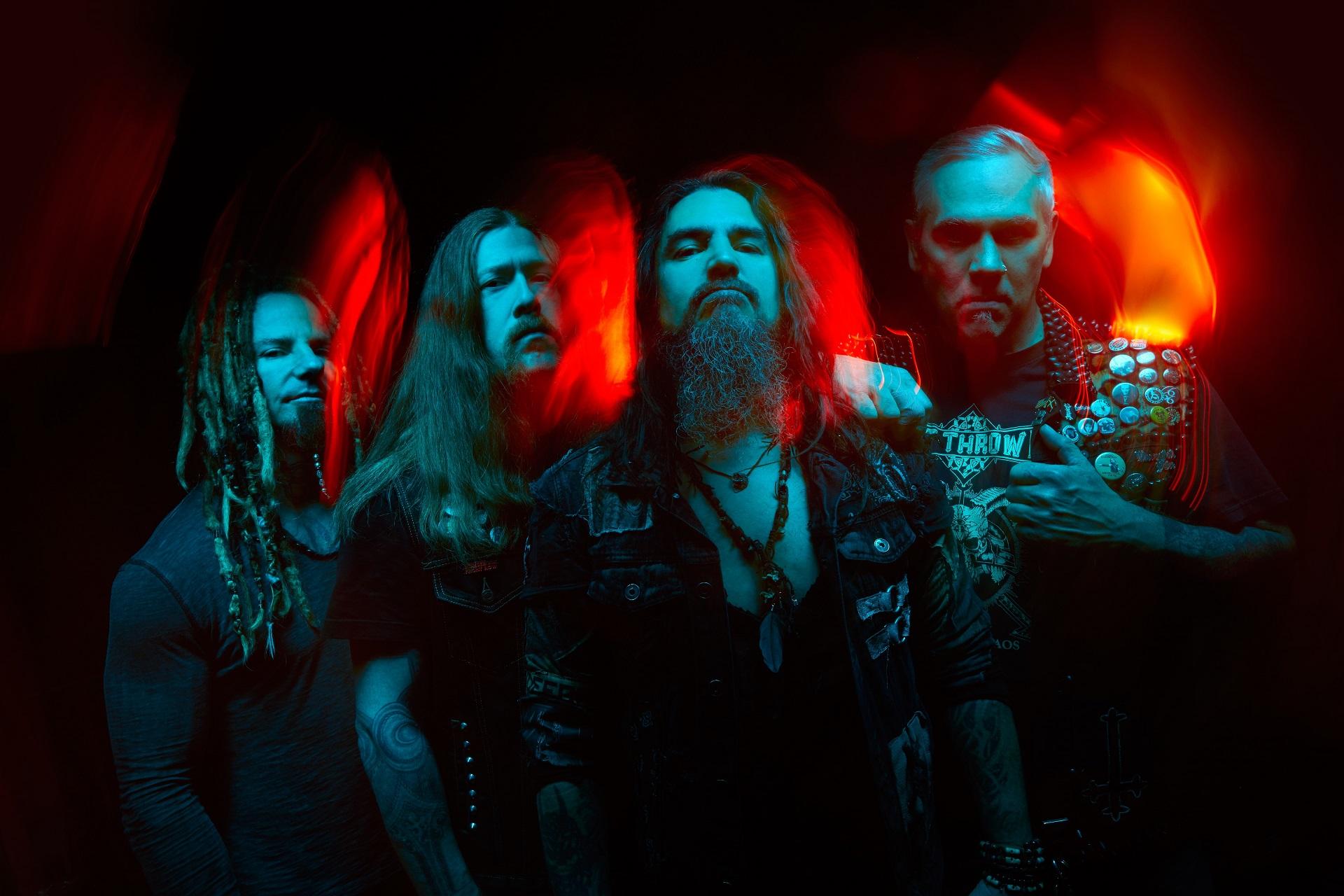 Machine Head band photo