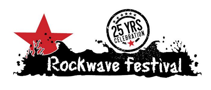 Rockwave Festival 2020 - 25 years logo
