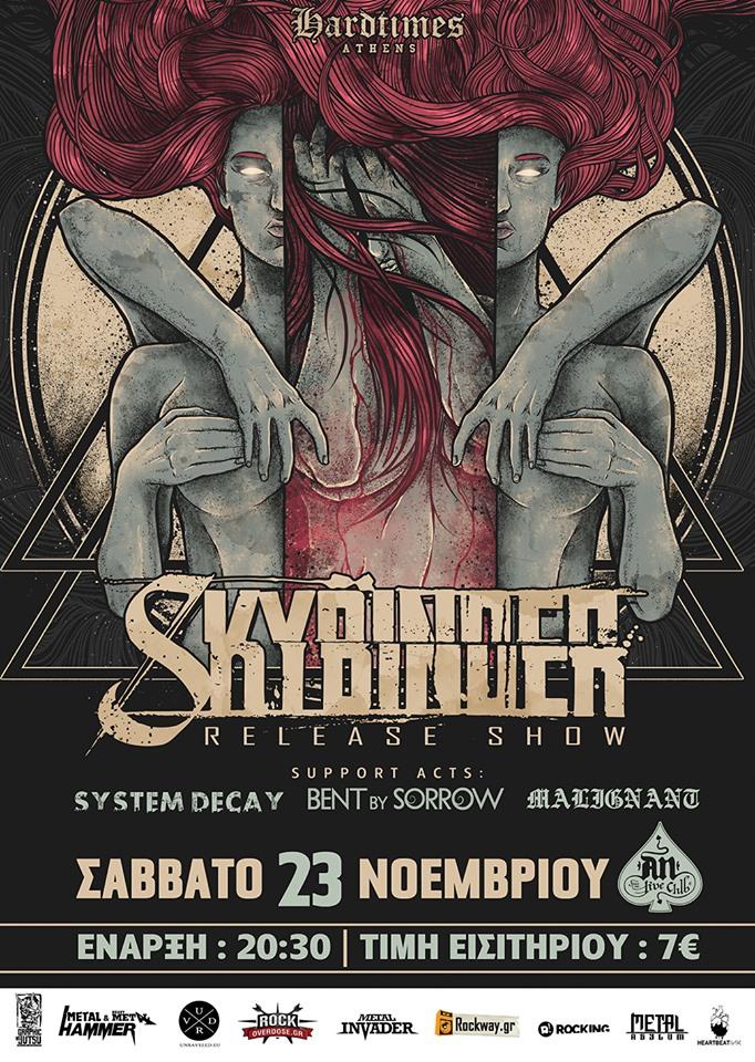 Skybinder poster