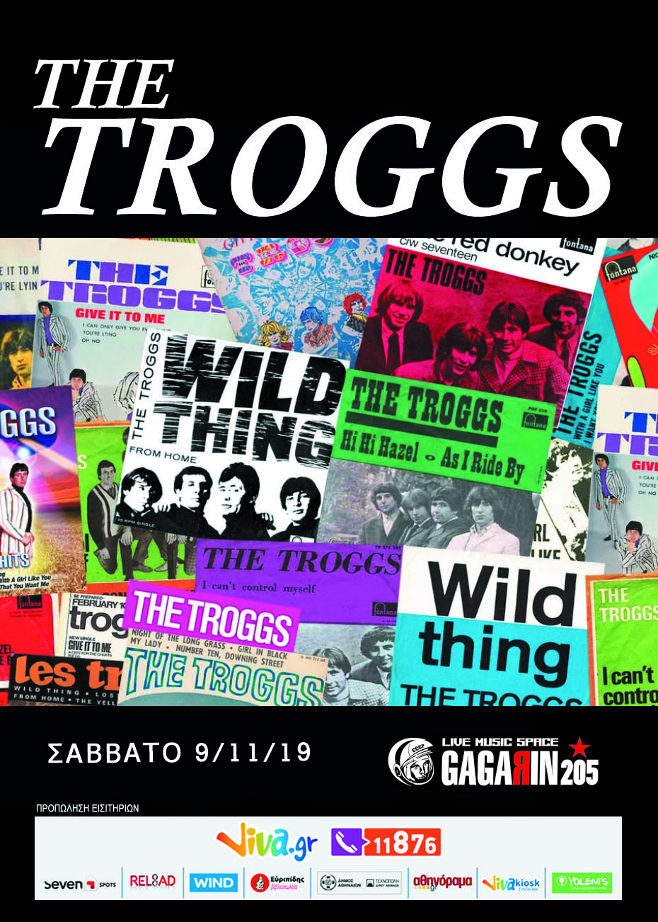 THE TROGGS - POSTER