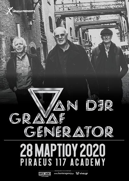 Van der Graaf Generator poster