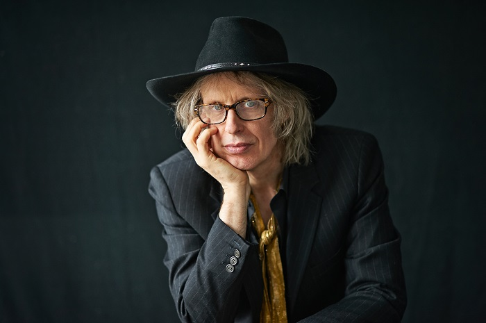 Mike Scott of The Waterboys Photo Credit Scarlett Page