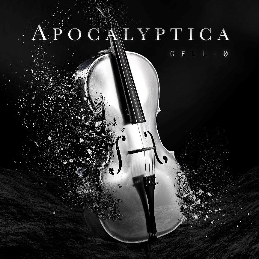 apocalyptica - cell-0 cover