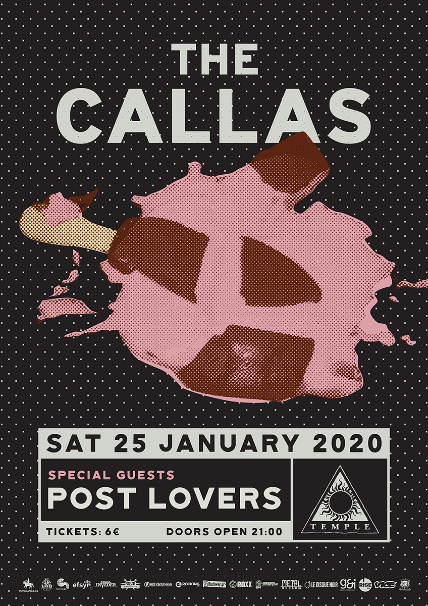 The Callas 25 Jan poster