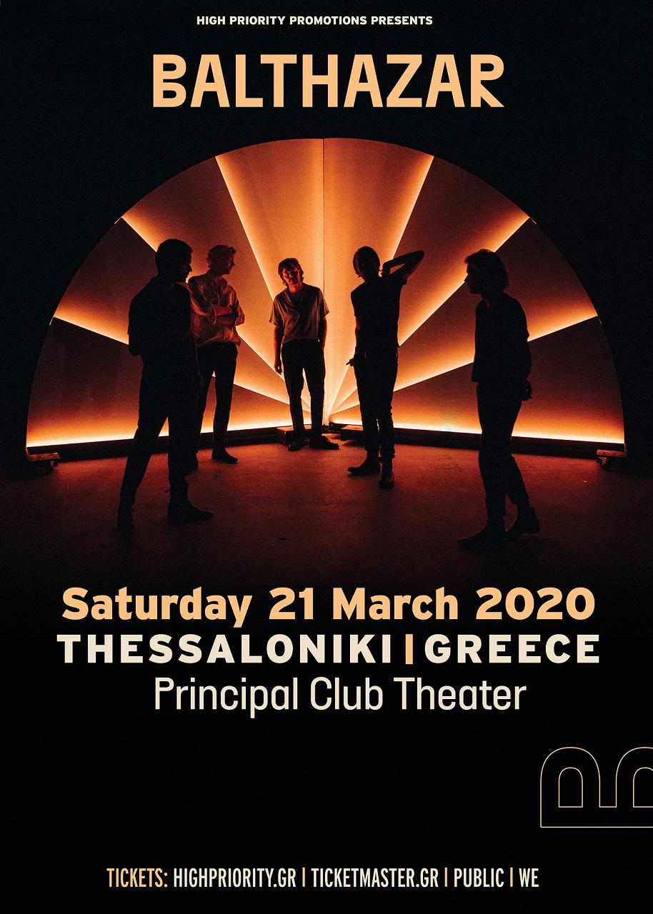 Balthazar 21 March poster