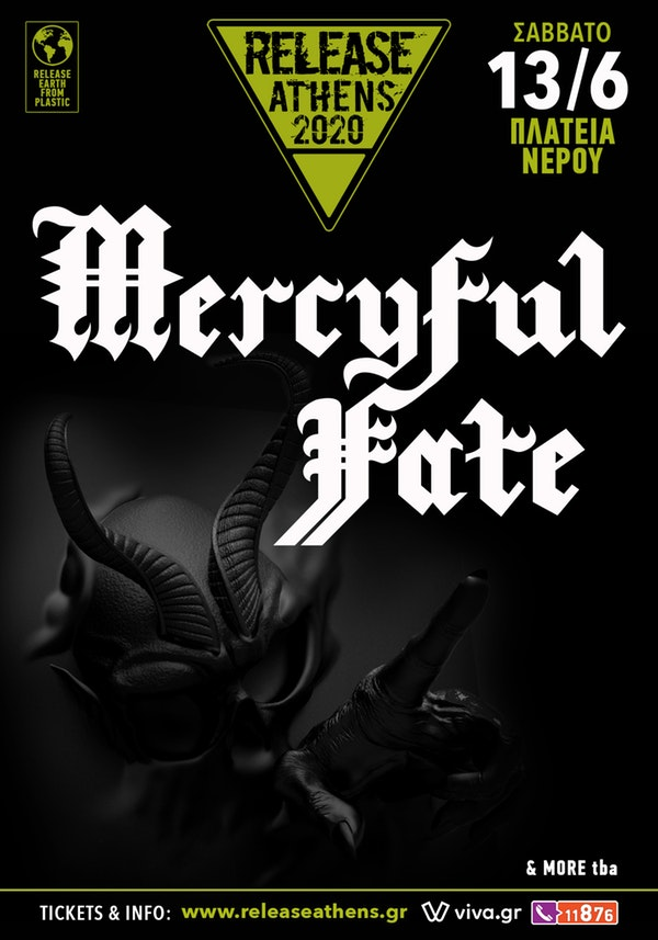 Mercyful Fate 13 Jun Poster