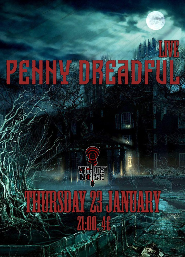 Poster Penny Dreadful 23-1-20