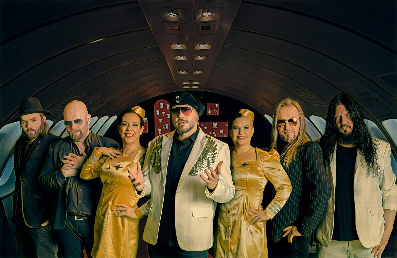 The Night Flight Orchestra 2020