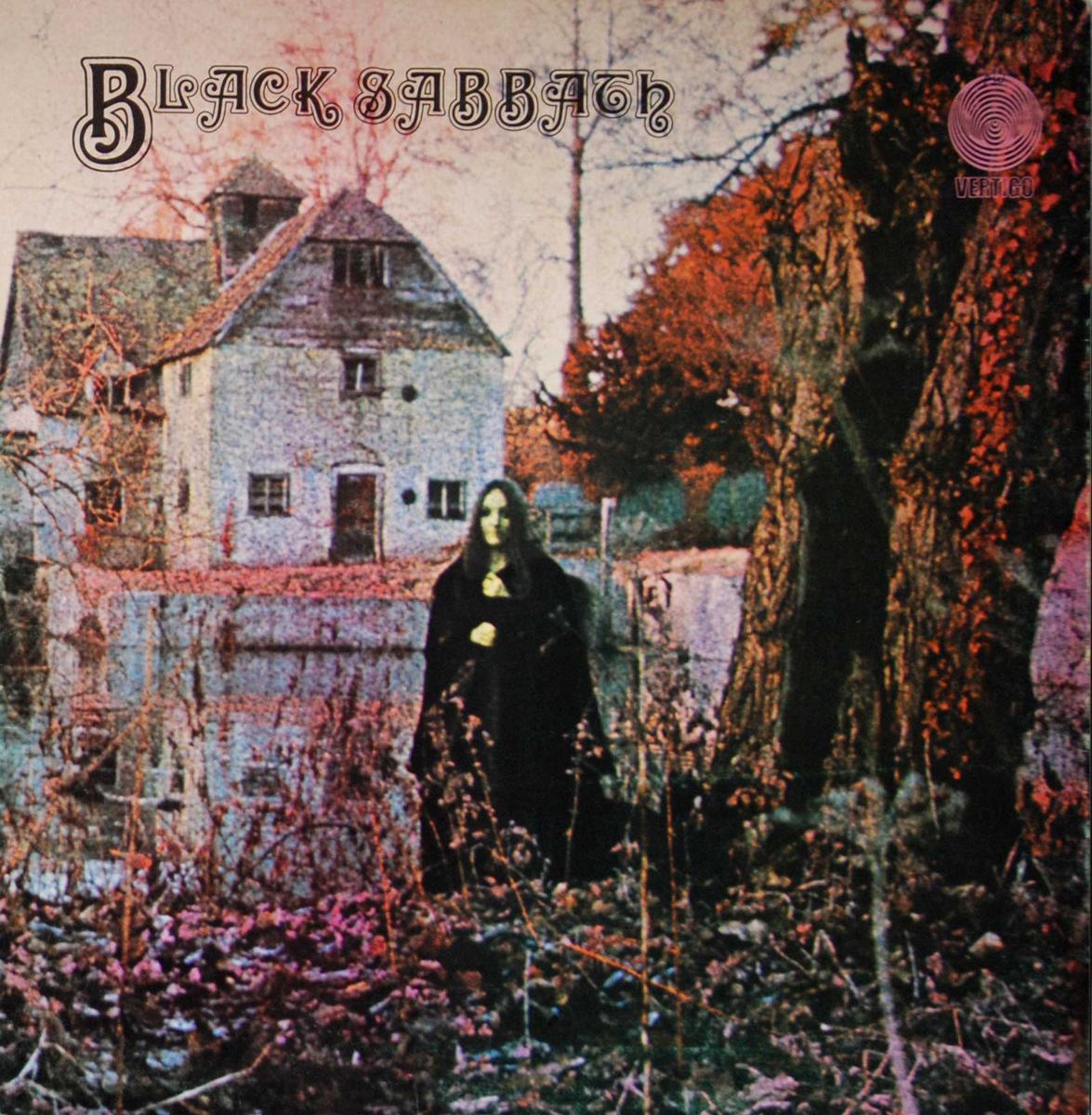 Black Sabbath debut