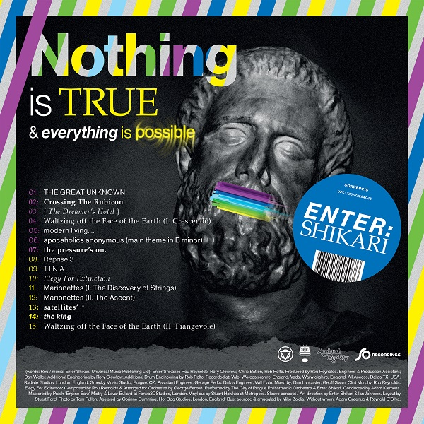 Enter Shikari - Nothing Is True And Everything Is Possible