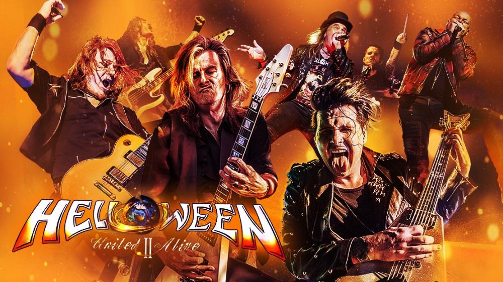 Helloween United Alive II