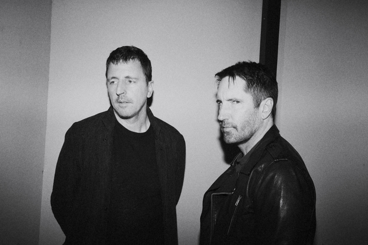 Nine Inch Nails - Reznor Ross