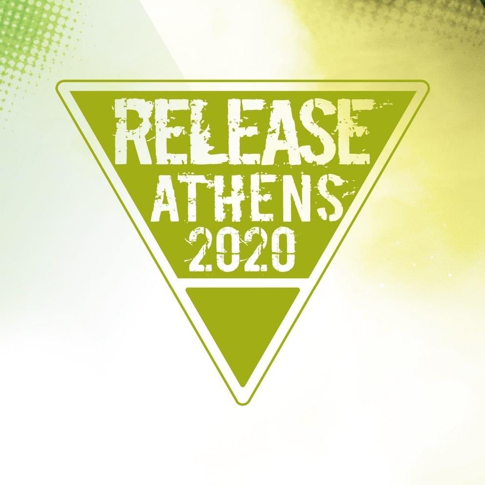 Release Athens 2020 logo