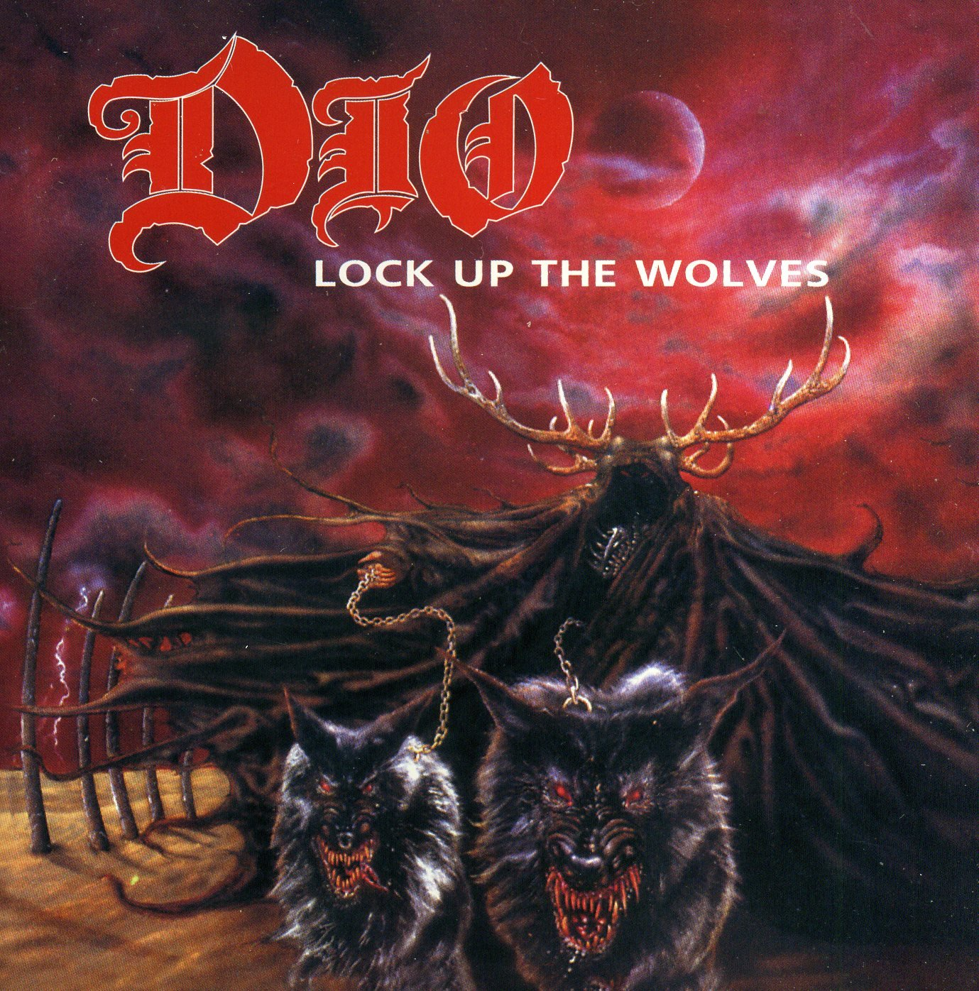 dio lock wolves