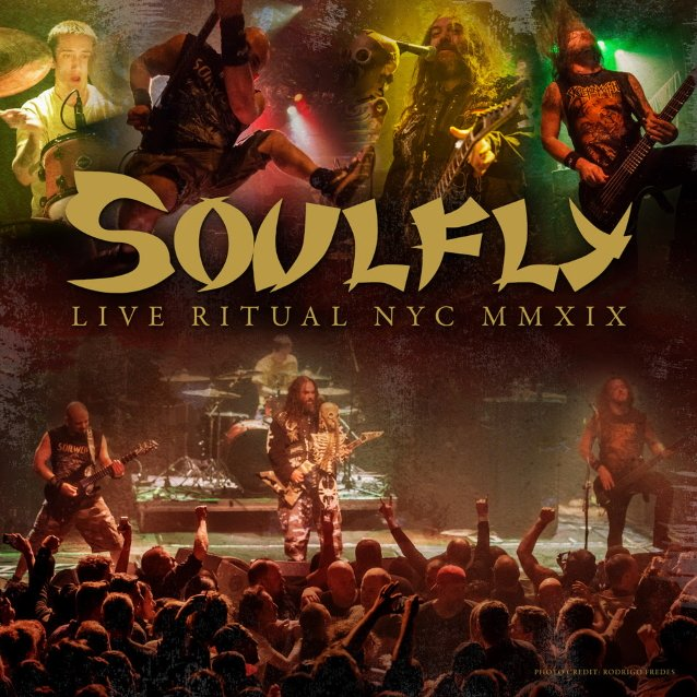 soulfly live ritual NYC
