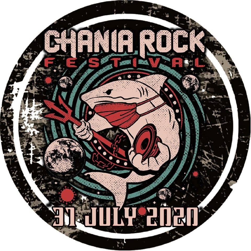 Chania Rock Festival 2020 logo