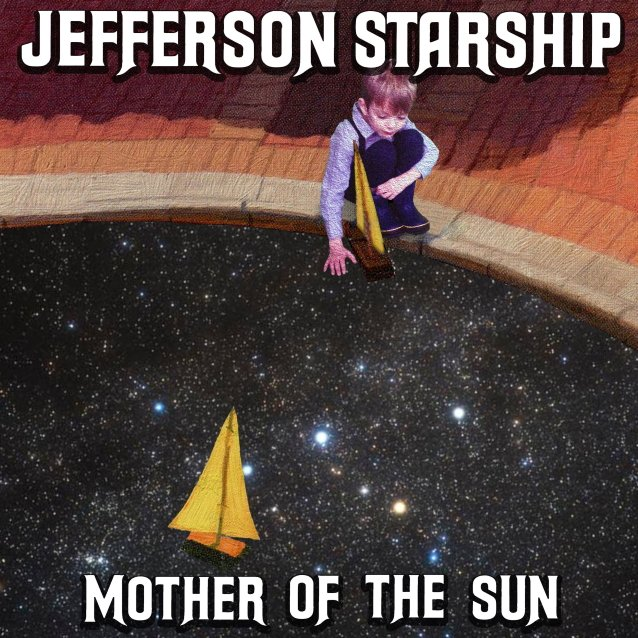 Jefferson Starship mother EP