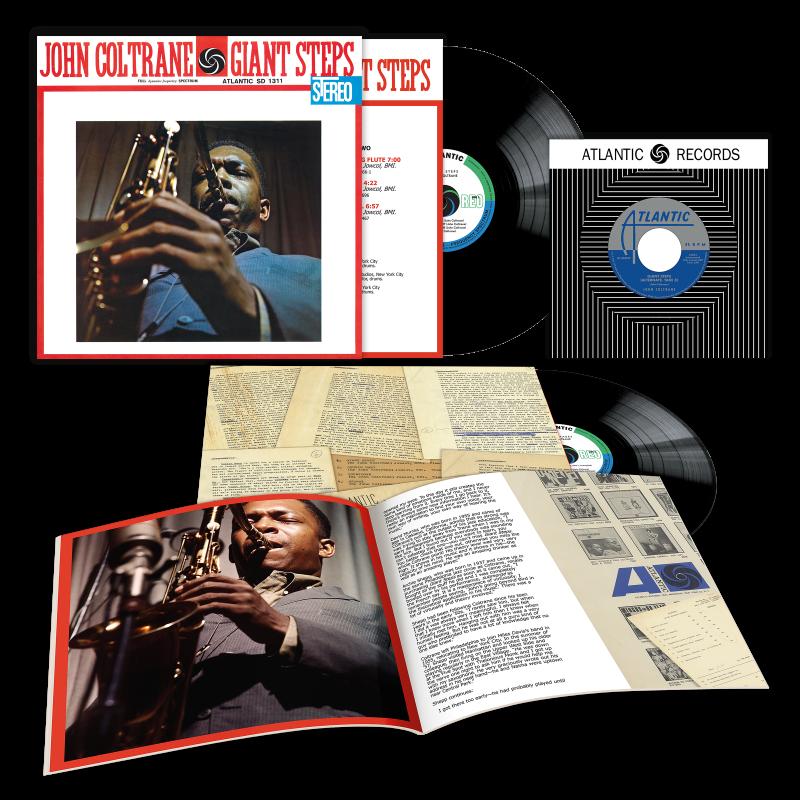 Coltrane giant steps reissue