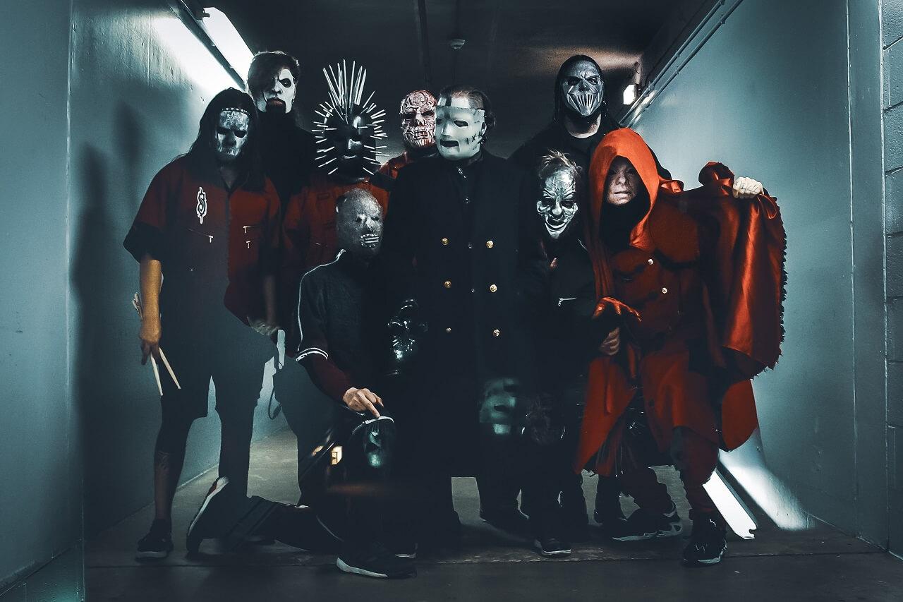 Slipknot 2021