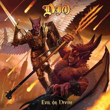 dio evil or divine reissue