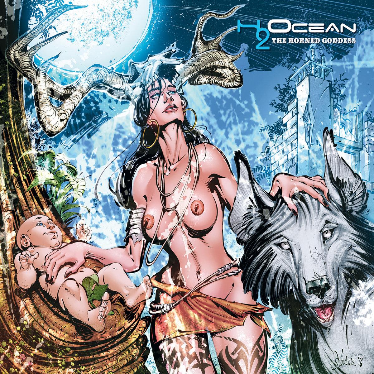 H2OCEAN - The Horned Goddess