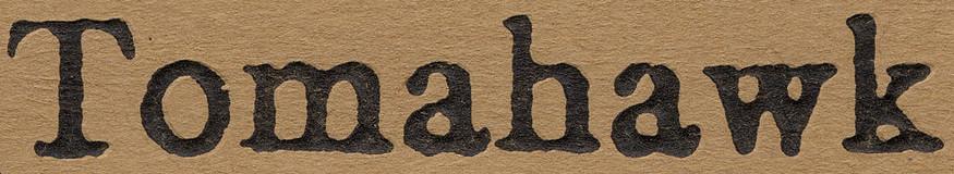 Tomahawk band logo
