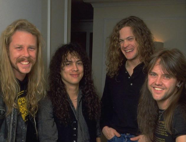 Metallica '90