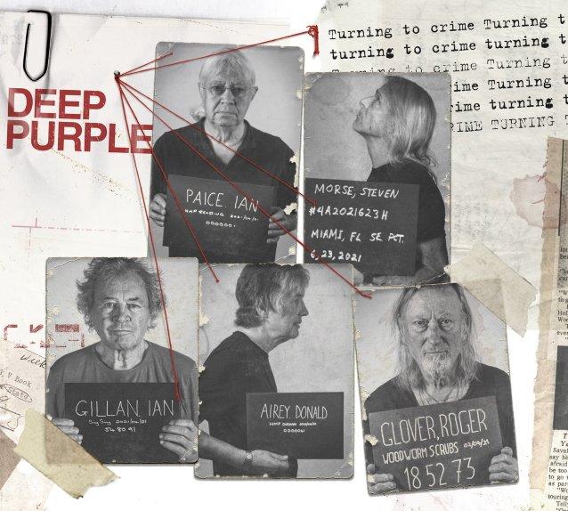 Deep Purple turning to crime 2021