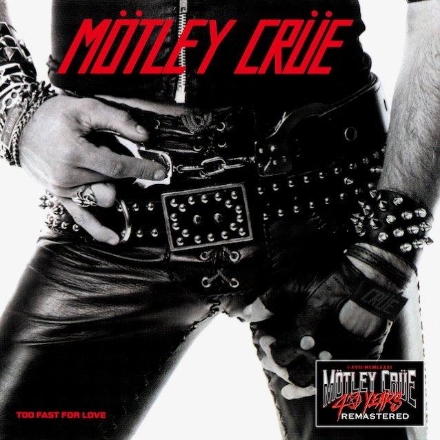 Motley Crue too fast remaster
