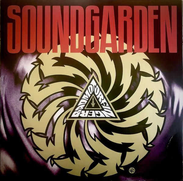 soundgarden badmotorfinger 1991